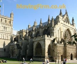 household movers in Exeter