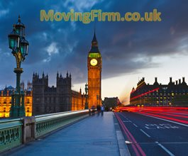 fine arts movers firms in London
