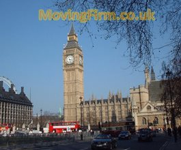 professional movers & packers companies in Westminster