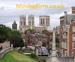 man and van firms in York